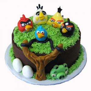 Angry Birds birds