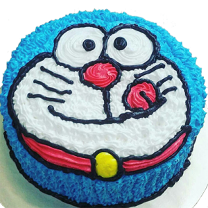 Mighty Doraemon Cake