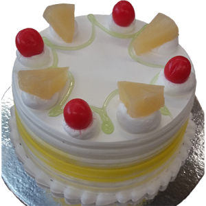 Pina Punch Cake