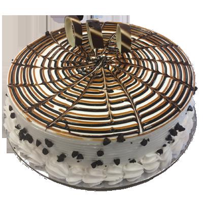 Choco-Butter Scotch Cake