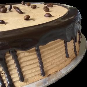 Delicious Mocha Cake