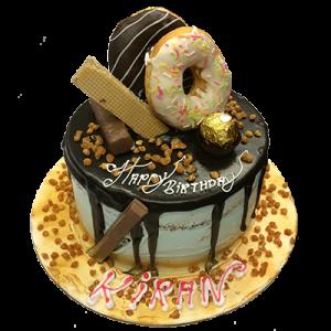 Surati's Gotala Cake