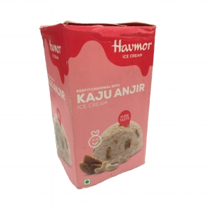 Kaju Anjir - 5 ltr - Bulk Pack Ice Cream