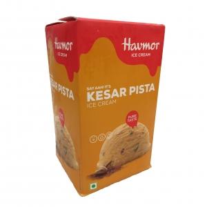 Kesar Pista - 5 ltr - Bulk Pack Ice Cream